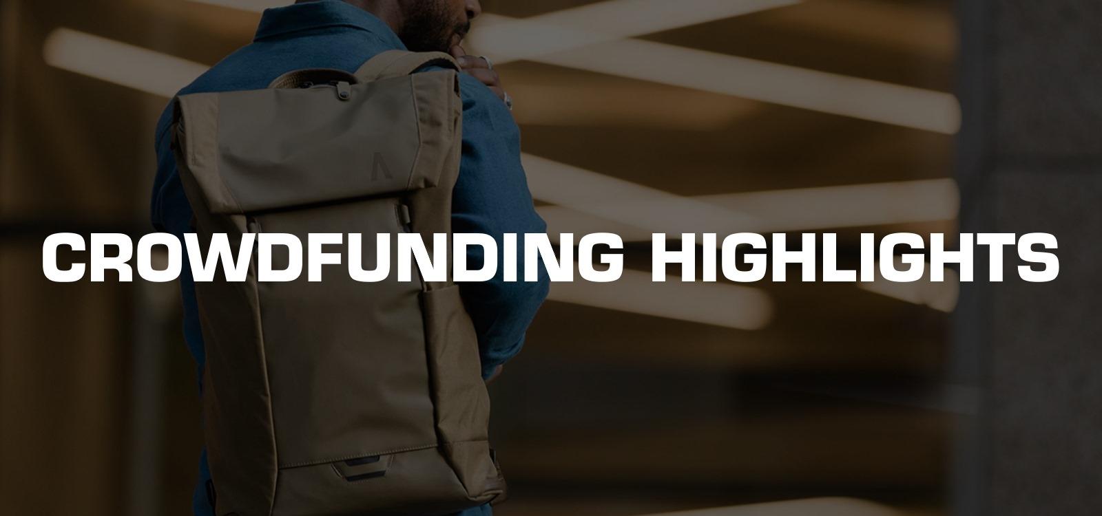 Crowdfunding Highlights