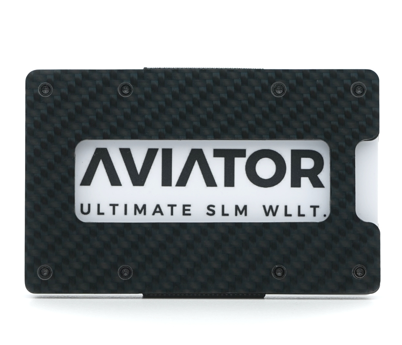Aviator Wallet | Carbon