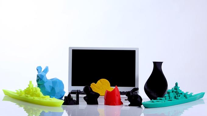 starterstore blog makerarm der erste roboterarm der alles und berall macht. Black Bedroom Furniture Sets. Home Design Ideas