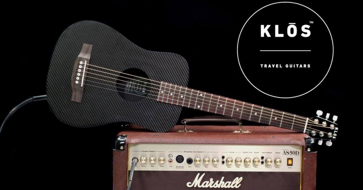 Carbon Fiber Gitarre