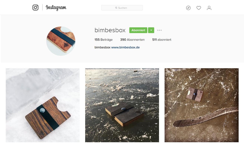 Bimbesbox Instagram
