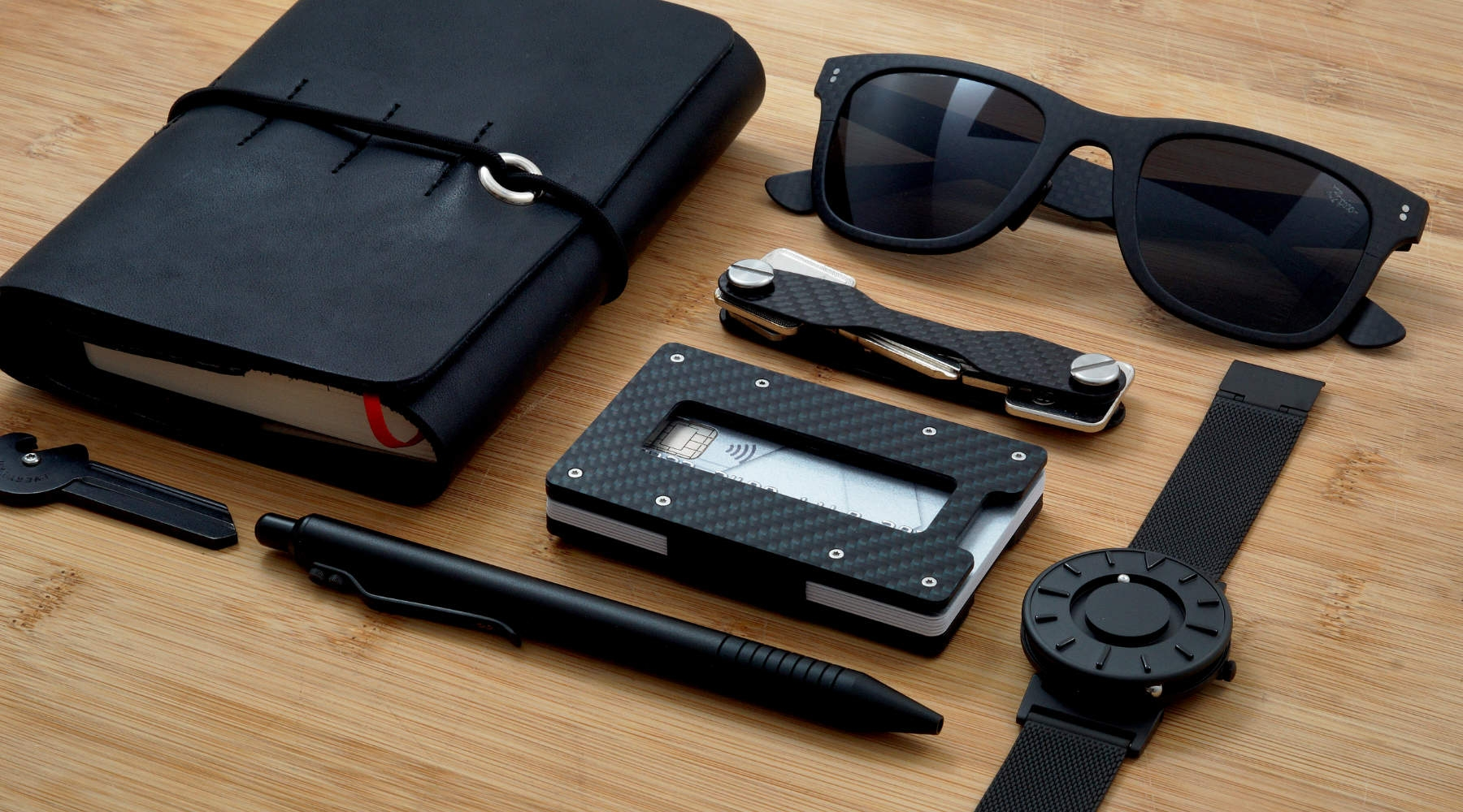 Everyday Carry Carbon Collection