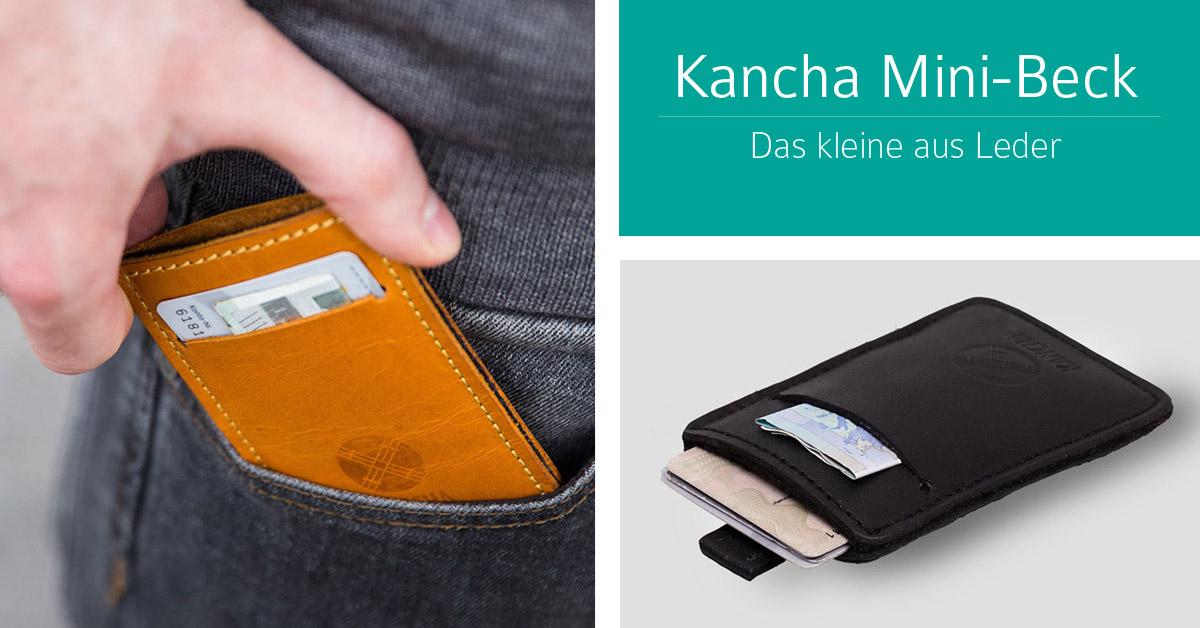 Starterstore Blog Slim Wallets Die Kleinsten Geldbörsen Im Test