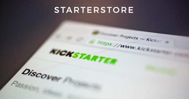 Starterstore's Lieblingsprojekte bei Kickstarter